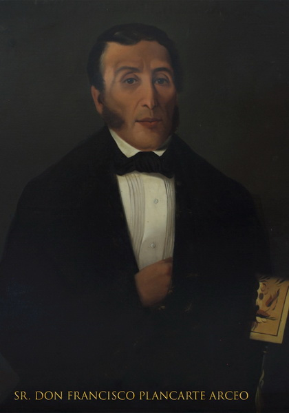 D. Francisco Plancarte y Arceo Padre de JAP
