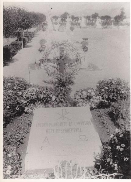Monumento Sepulcral de JAP, México D.F