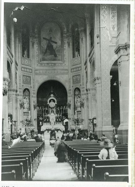 Templo Expiatorio Nacional de San Felipe de Jesús, México D.F.