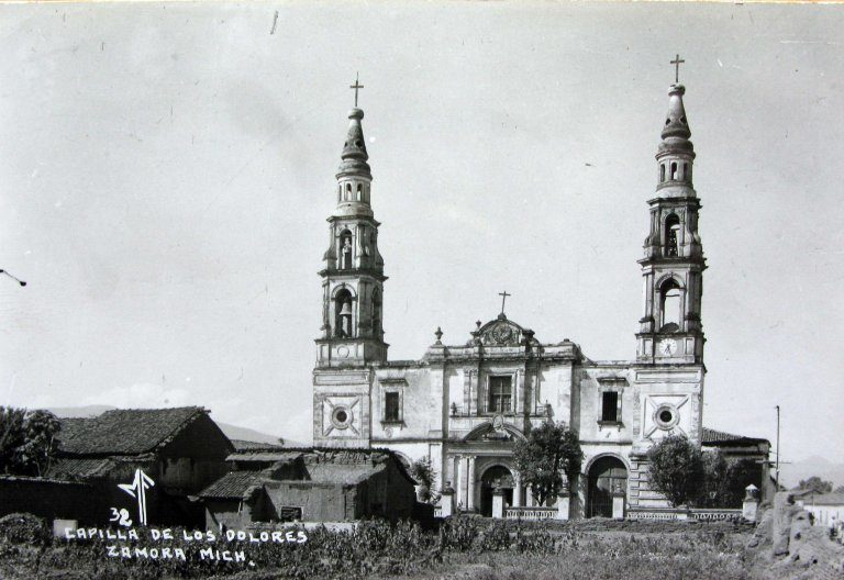 Templo de Dolores  Zamora Mich.