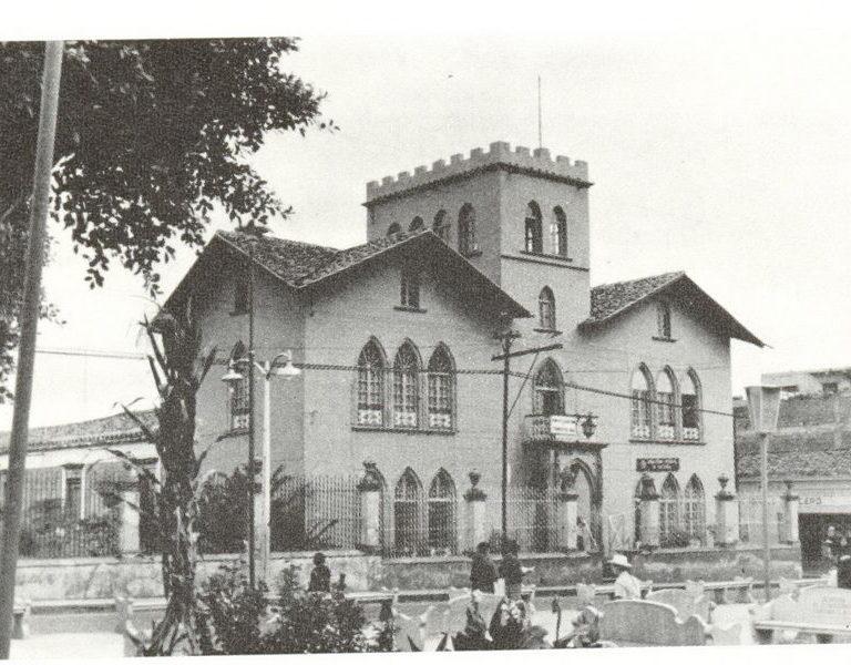 Colegio de la Purísima Jacona de Plancarte, Mich.