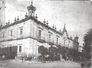 Seminario tridentino en Morelia, Mich.