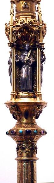 Báculo de JAP para su posible Consagración Episcopal.