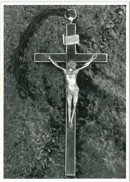 Cristo de Misionero Apostólico,  otorgado al Padre José Antonio Plancarte y Labastida